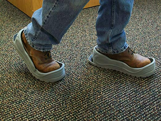 Tidy Trax C Hands Free Shoe Covers - Nextelect
