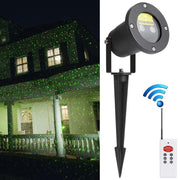 Outdoor Waterproof  Laser Light With Remote Control - Nextelect