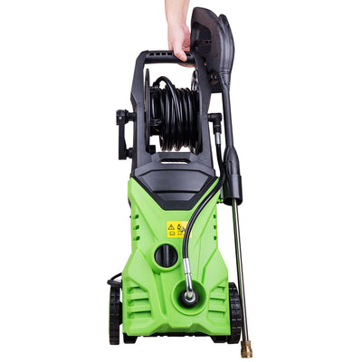 Homdox 1600W 2600PSI Electric Automatic Pressure Washer - Nextelect