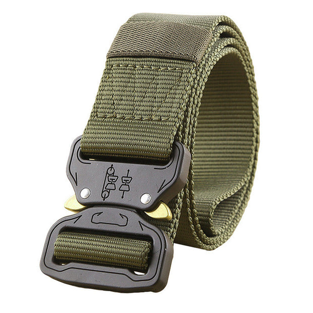 Thicken Metal  Nylon Tactical Belt - Nextelect