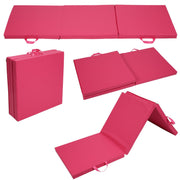 Tri-Fold Exercise Gym Mat - Nextelect