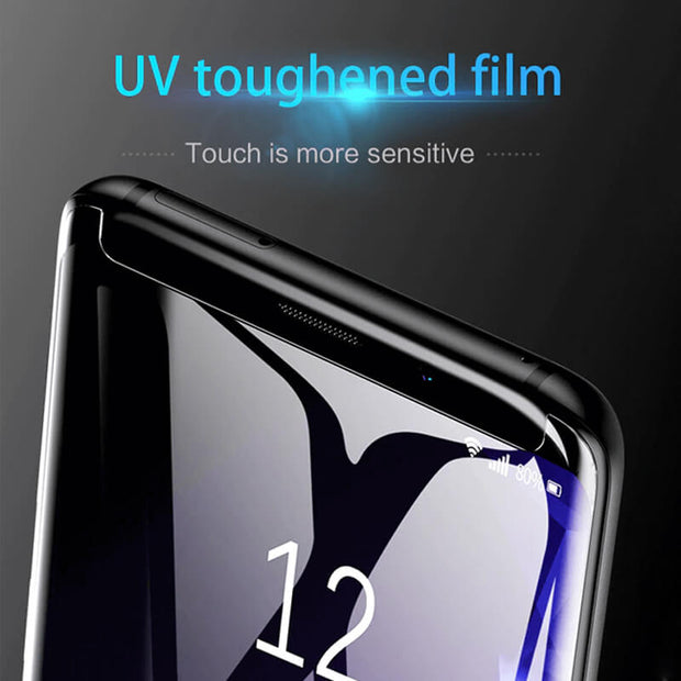 UV Tempered Glass Screen Protector