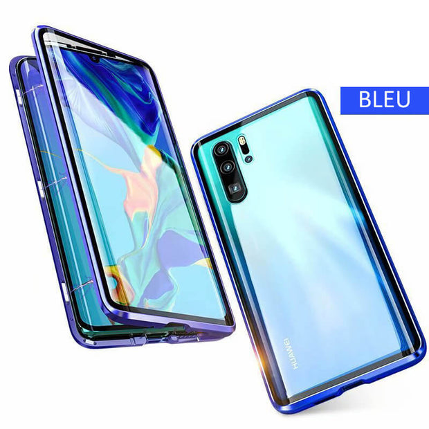 Protective Magnetic Phone Case For Huawei