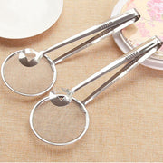 Mesh Strainer Stainless Scoop Clip - Nextelect