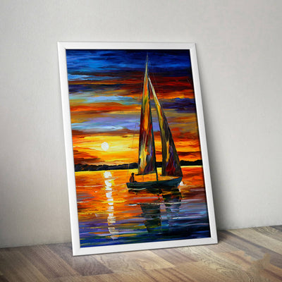 60*80 Frameless Landscape Wall Decoration Painting