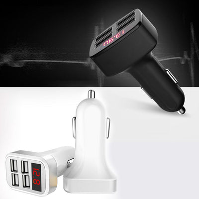 Car Chargers For IPhone 7 6S/ Galaxy S6 S7 - Nextelect