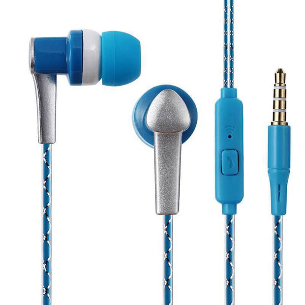 In-Ear Wired Sport Earphone - Nextelect