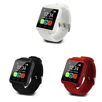 Bluetooth Pedometer Smart Wrist Watch - Nextelect