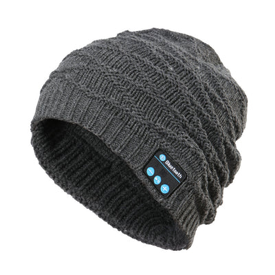 Outdoor Bluetooth Music Beanie Hat