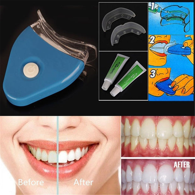 Oral Gel Teeth Whitening Kit - Nextelect