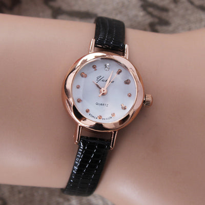 Round Analog Quartz Wrist Watch - Nextelect