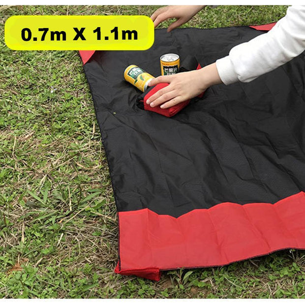 Waterproof Ultra-thin Folding Camping Mat Bag - Nextelect