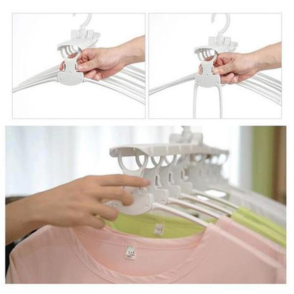 Magical Clothes Hanger