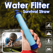 Water Filter Survival Straw - Nextelect