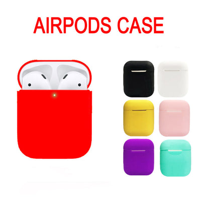 Multi Color Protective Cover AirPods Case