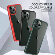 Shock Absorption Phone Case For iPhone