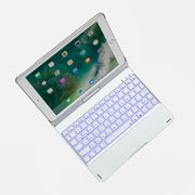 Backlit Wireless iPads Keyboard Case Cover