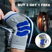 Nylon Silicone Knee Sleeve - Buy 2 Get 1 Free! - Nextelect