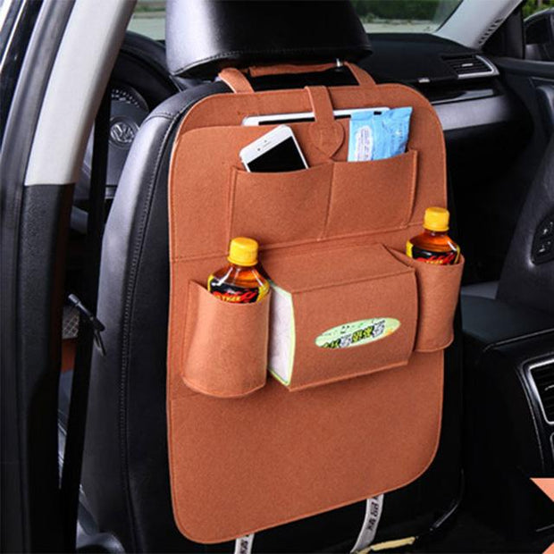 Multipurpose Car Seat Bag Organizer