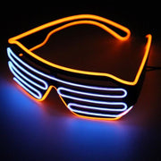 Double Color Glow LED Glasses - Nextelect