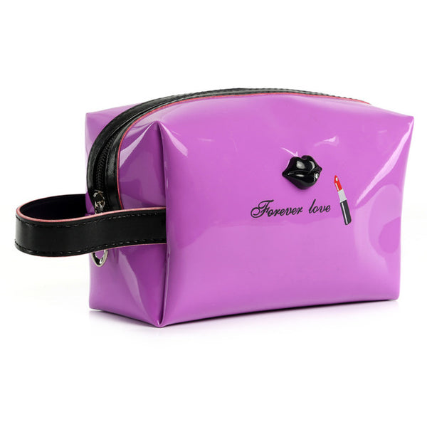 New Shiny Luxury Cosmetic Bags