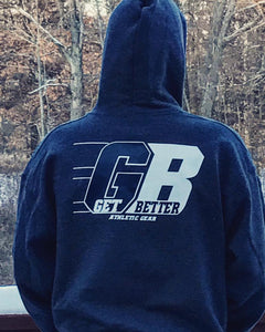 GB Pullover Hooded Sweatshirt