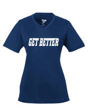 Women's V-Neck Athletic Shirt