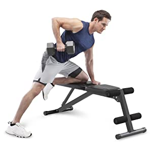 MULTI-POSITION WORKOUT UTILITY BENCH