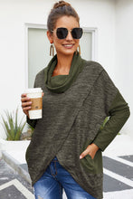 Top It Of Cowl Neck- Preorder ends 9/9