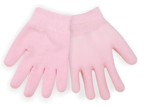 Gel-Lined Spa Gloves