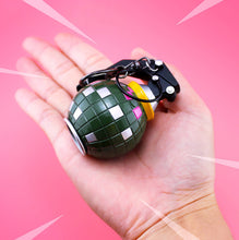 Fortnite Boogie Bomb Metal Keychain