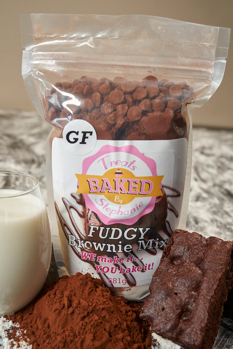 GF Fudgy Brownie