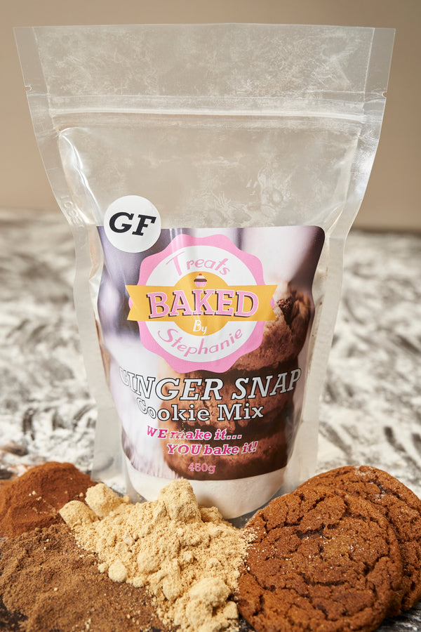 GF Ginger Snap Cookie Mix
