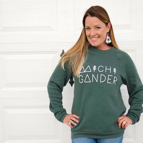 Michigander Crewneck Sweatshirt