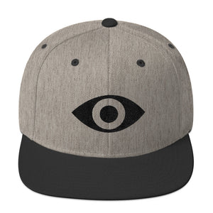 AWARE in Gray, Snapback Hat - Mystical Voyager