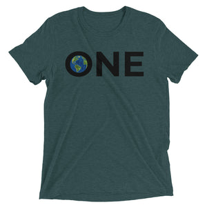 ONE WORLD Short sleeve t-shirt - Mystical Voyager