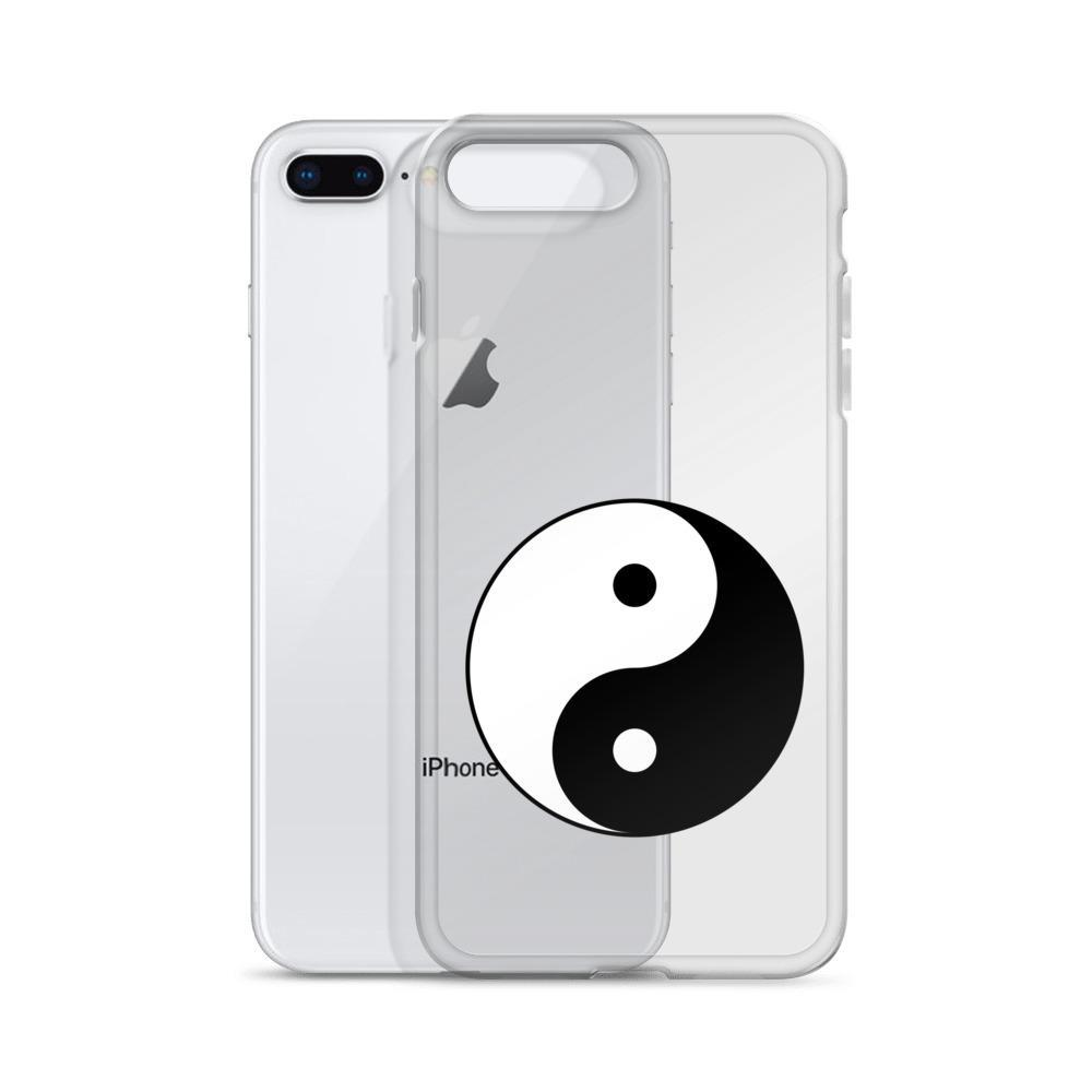 Ying Yang iPhone Case - Mystical Voyager