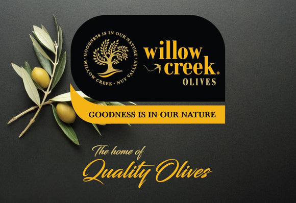 Willow Creek Olive Oils and Vinegars