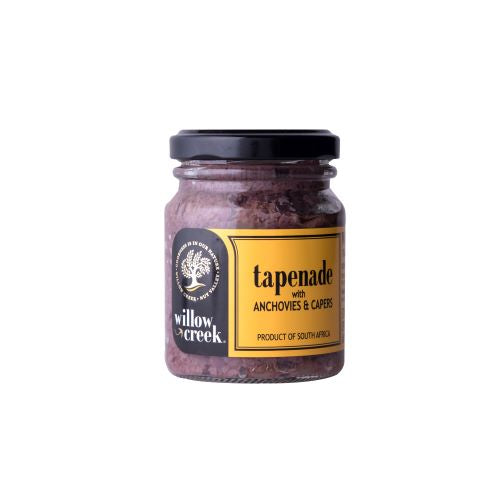 WC Tapenade w anchovies