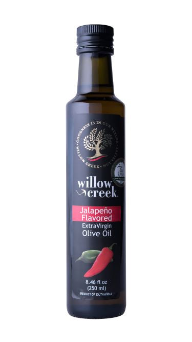 WC Jalapeno Olive Oil 250 ml