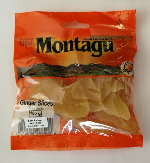 Ginger Slices