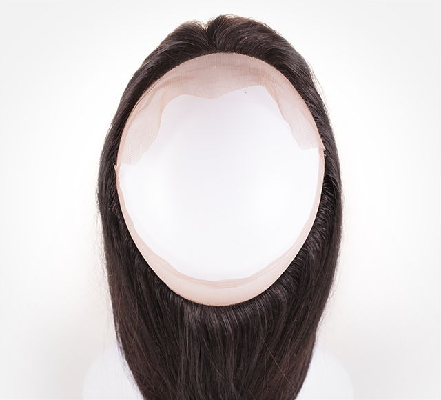 Virgin Brazilian Straight Lace 360 Frontal - Posh Hair Bundles Collection