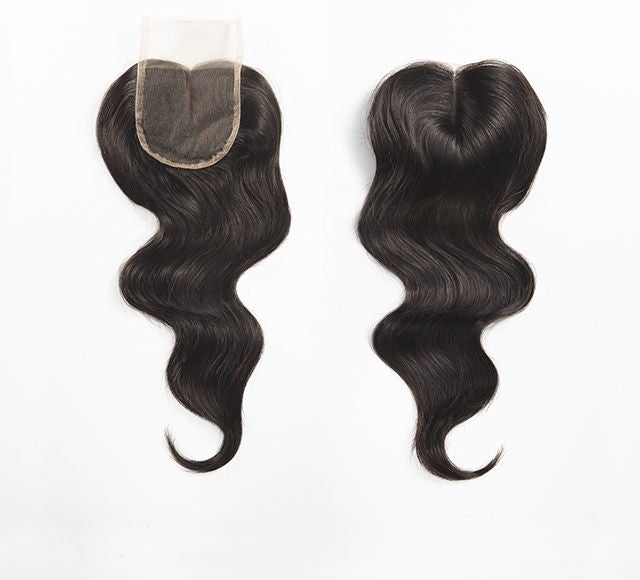Malaysian Body Wave Lace Closure - Posh Hair Bundles Collection