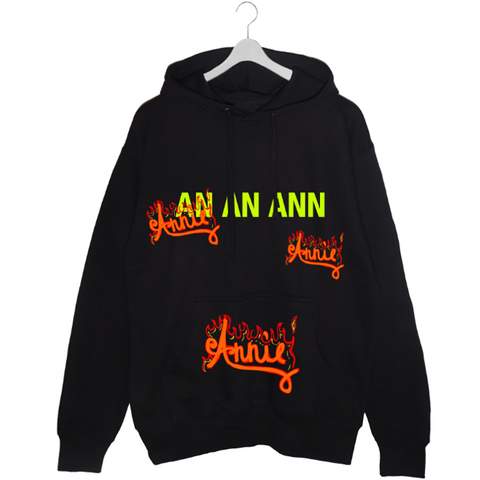 FLAMETHROWER HOODIE