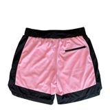 COLOURBLOCK MESH SHORTS