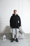 SEASONFREE - FRENCH TERRY CROPPED HOODIE