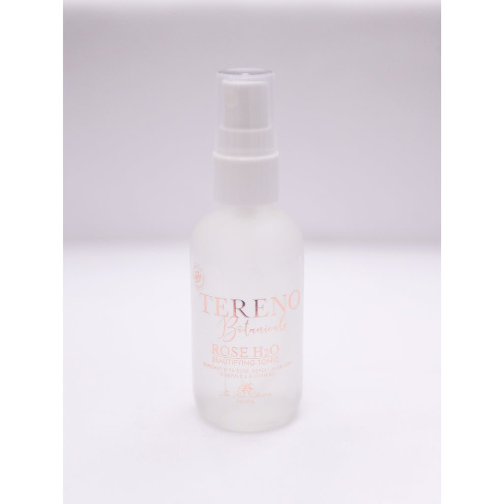 Rose H2O Beautifying Tonic - Tereno Botanicals