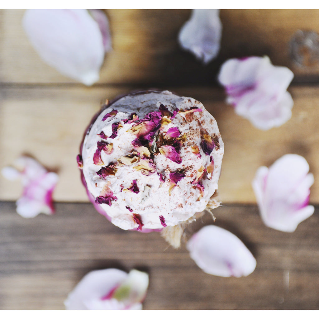 ROSE BUTTER illuminating whipped body butter - Tereno Botanicals