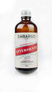 Embargo Blend Restorative Aftershave - hipstor inc.
