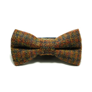 The Old School Wool Bow Tie